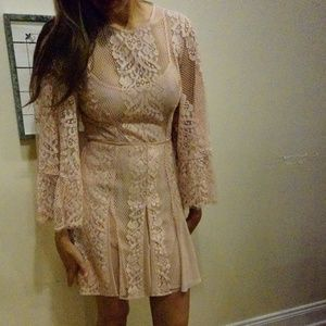 NWT never worn, country chic dress